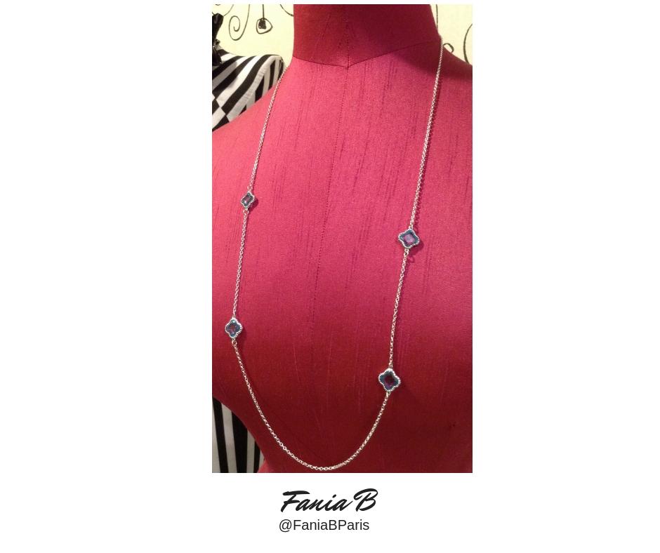 Bleu Mer Necklace