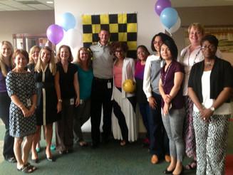 Lampson kicks off National Women's Health Week at Ashland