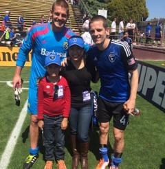 Post-Match Hero Meet & Greet San Jose