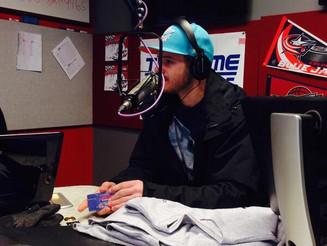 95.5 The Game FNA Show Interviews Matt Lampson