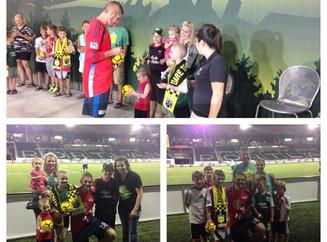 Chipotle Homegrown Game Post-Match Meet & Greet