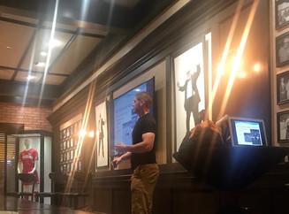 Matt Delivers Keynote Address to Young Adult Cancer Survivors