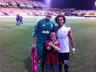 Lampson & Alston Meet LLS Hero Post-Match