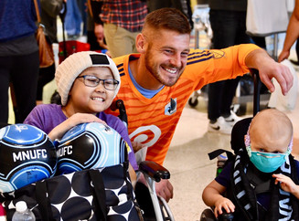 Lampson nominated again for MLS WORKS Humanitarian of the Year
