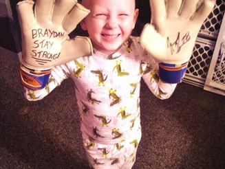 "Brayden ""Stay Strong"""