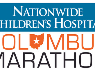 Columbus Marathon Runners Support the  LampStrong Foundation