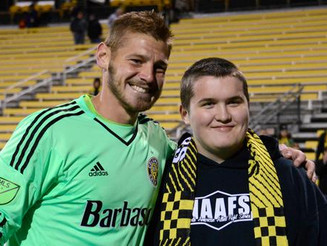 After Union Win Lampson Meets Hero