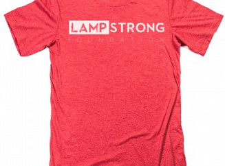 LampStrong Foundation Shirts Now Available!
