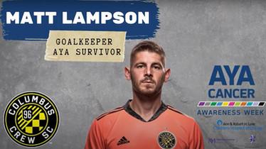 AYA Awareness Week Video with Matt Lampson & Lurie AYA