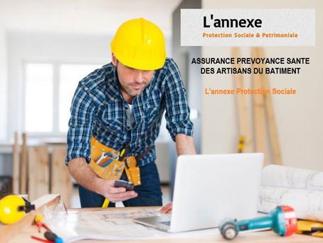 L'assurance décennale des artisans du bâtiment.