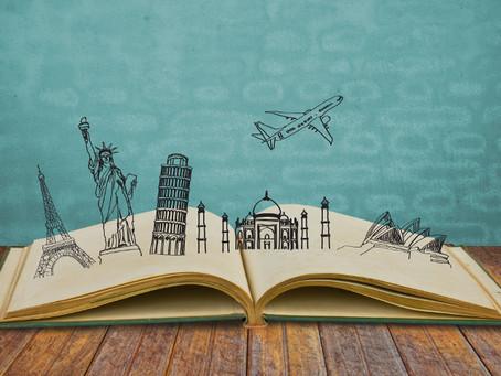 10 libros que debes leer si quieres viajar.