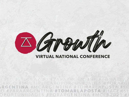 Growth Virtual Conference: Esto fue lo que se vivió.
