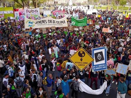 Movimientos Juveniles: voces de liderazgo por las causas sociales