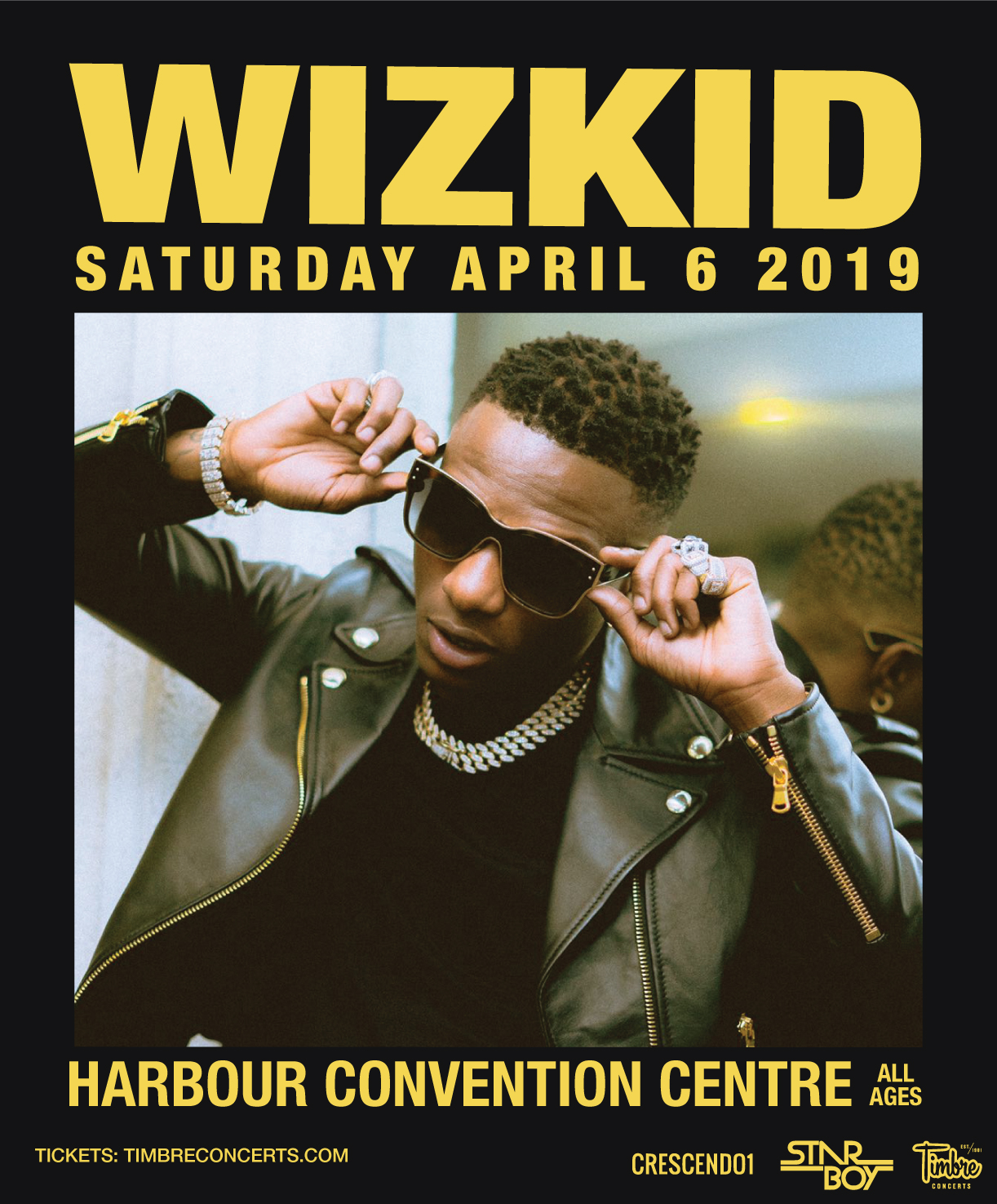 WIZKID ALL AGES SHOW IN VANCOUVER [SHOWS] | CRESCENDO1