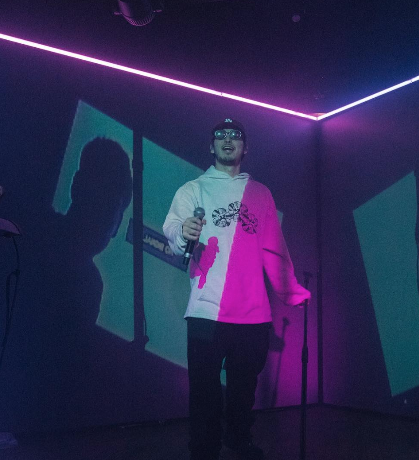 JOJI MAKES A COMIC DEBUT AT FORTUNE SOUND [REVIEW]
