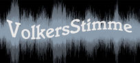 Logo, Volkersstimme.com, Voice, Sprecher