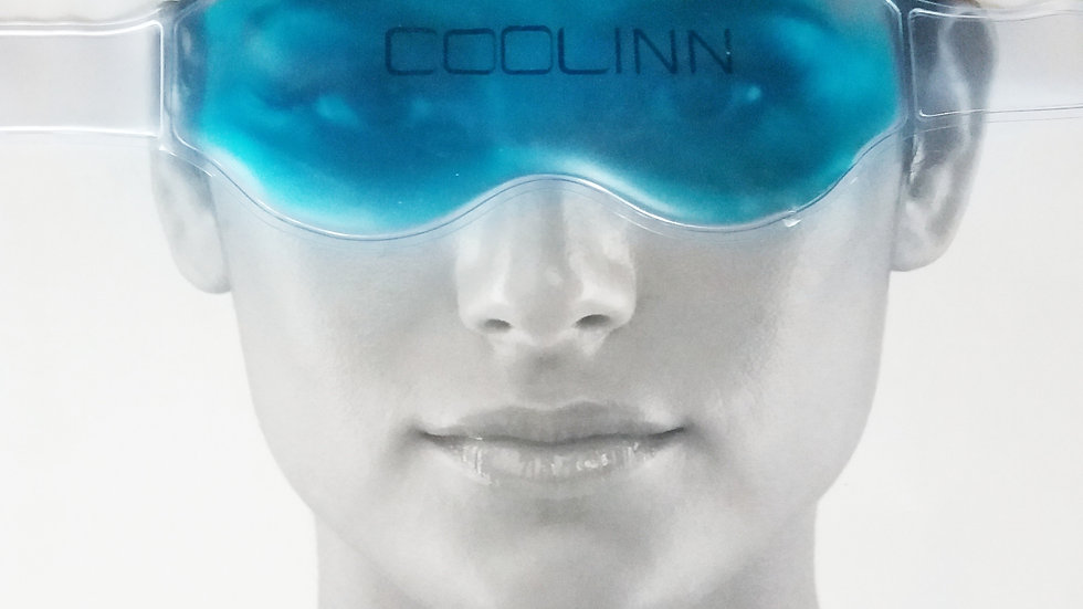COOLINN Kalt/Warm-Augenmaske , Kältegang