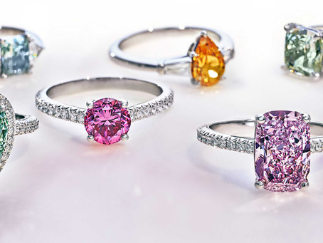 Trends in Coloured Diamonds