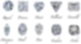 Certified Diamonds Shape Chart
