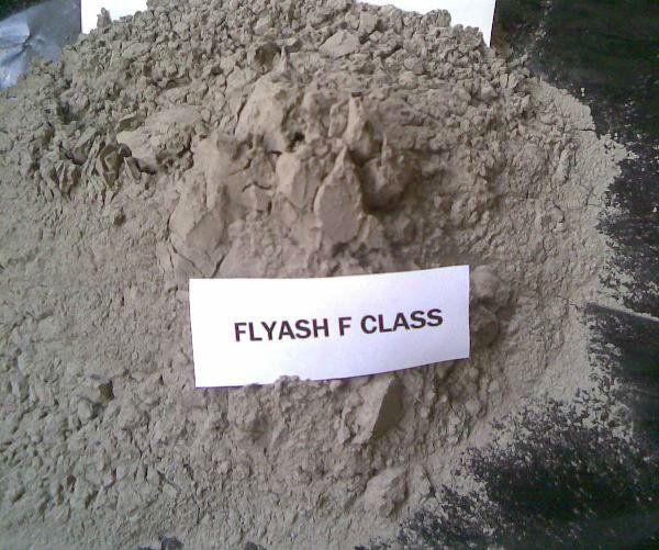 Flyash Class F