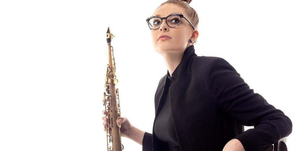 Jess Gillam & Bath Philharmonia