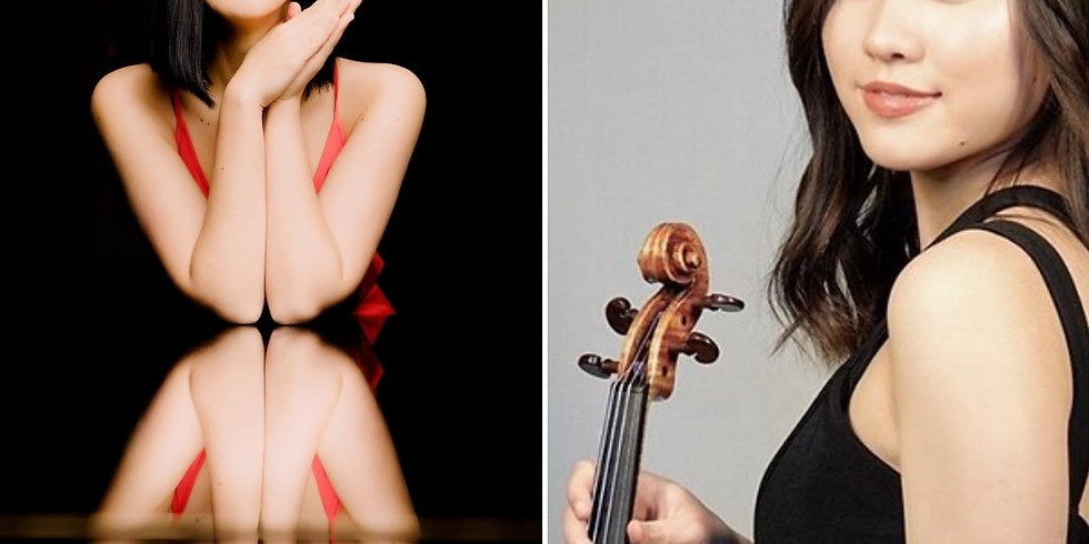 Concert for the people of Bath with Coco Tomita and Alexandra Dariescu