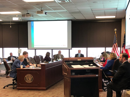 Day 38: Pay Raise Approved by SBOE; Voucher Bill Passes House