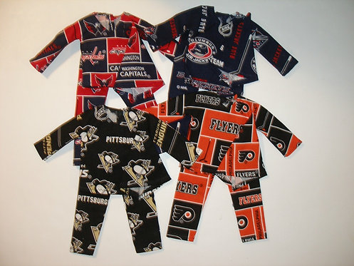 Elf NHL PJ's - more options
