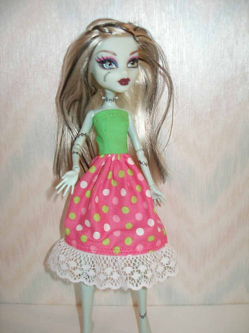 MH Dotted Dress
