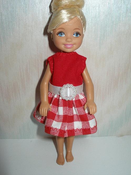 Chelsea Plaid Dress