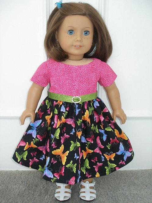 AG Butterfly Dress