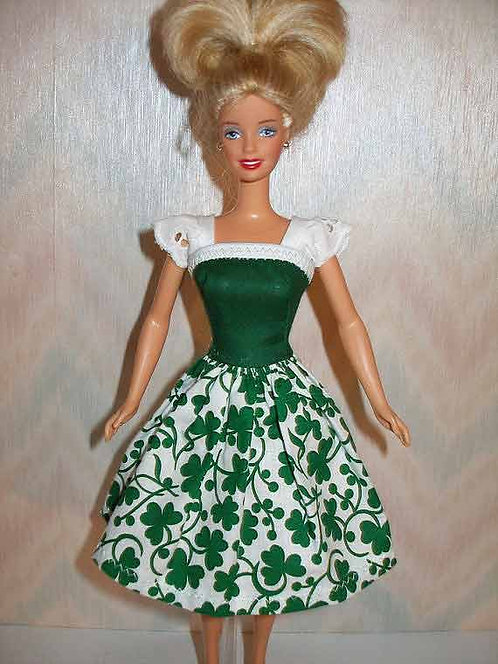 Saint Patrick's Dress