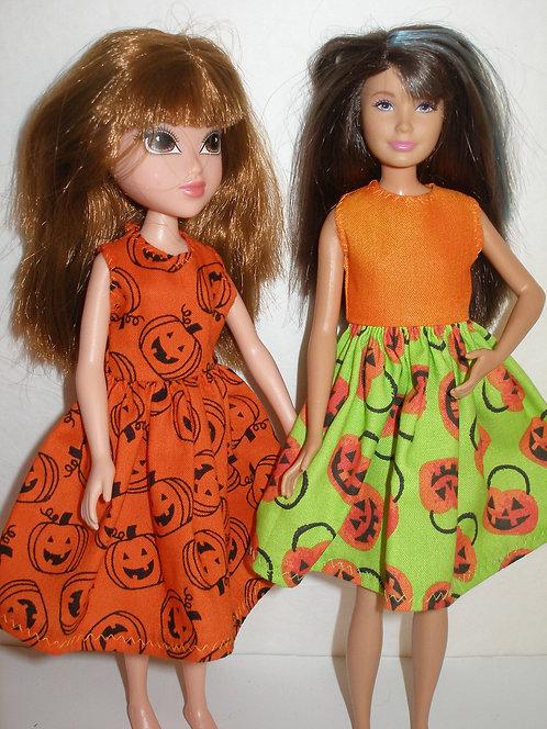 Skipper Halloween Jack-o-lantern Dress - More options