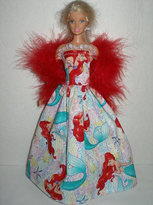 Princess Ariel Gown