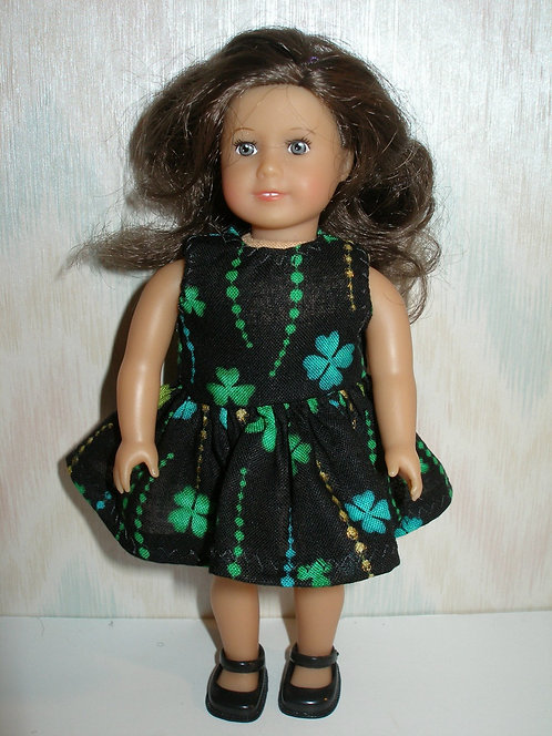 AG Mini - Shamrock Dress