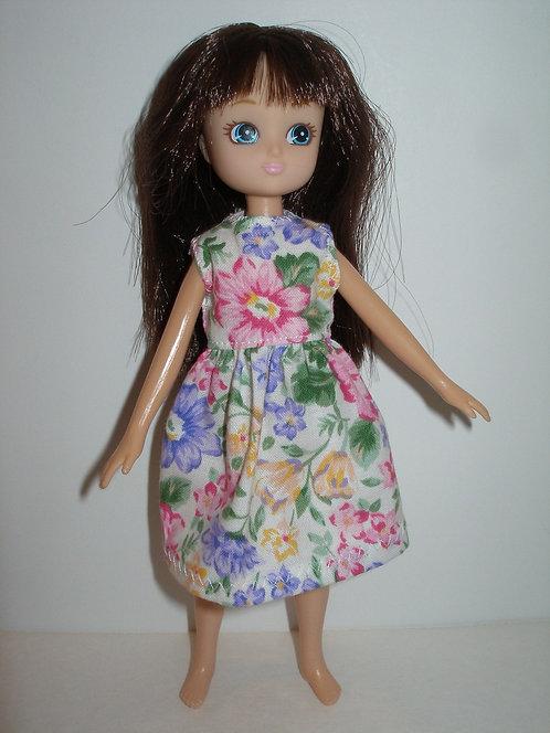 Lottie - Floral Print Dress