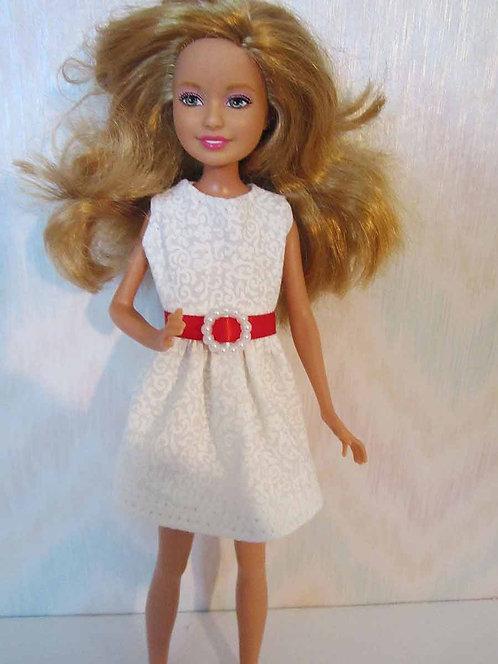 Stacie White Dress