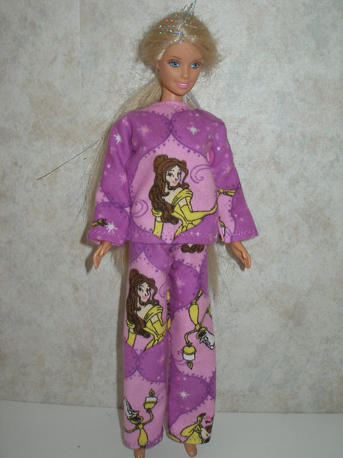 Character Flannel Pajamas - More options