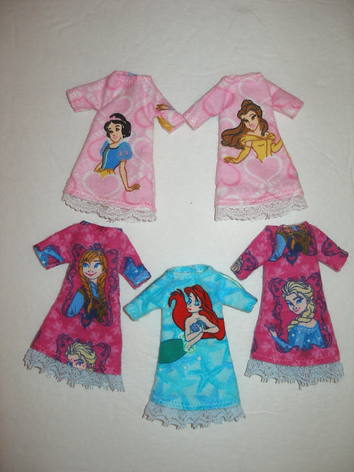 Chelsea Princess Night Gown