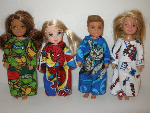 Chelsea Super Hero Pajamas