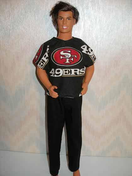 Ken San Francisco 49ers
