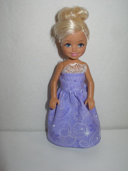 Chelsea - Purple Gown
