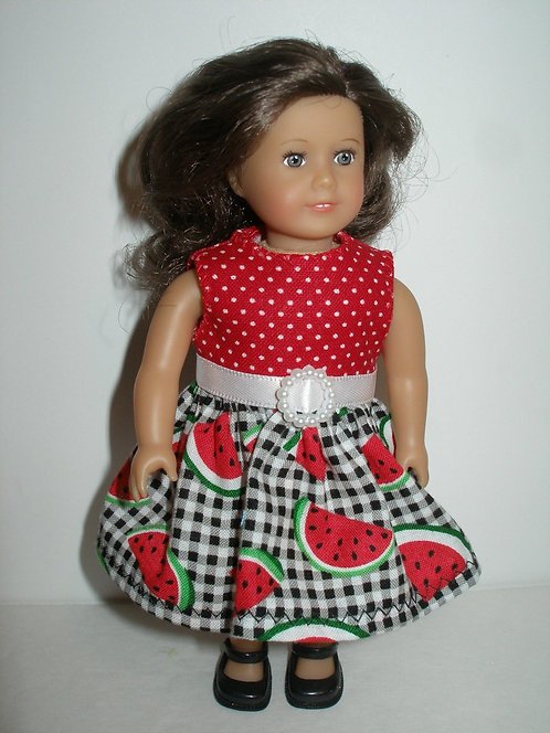 AG Mini - Watermelon Dress