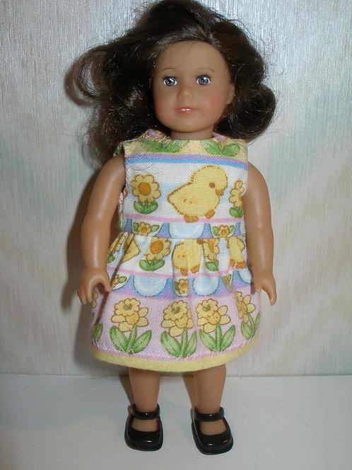 AG Mini - Easter Chick Dress
