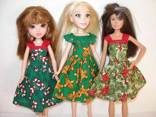 Skipper Christmas Dress