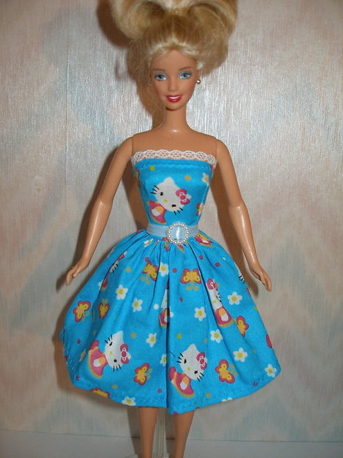 Hello Kitty Dress with belt
