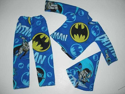Elf Batman Outfit