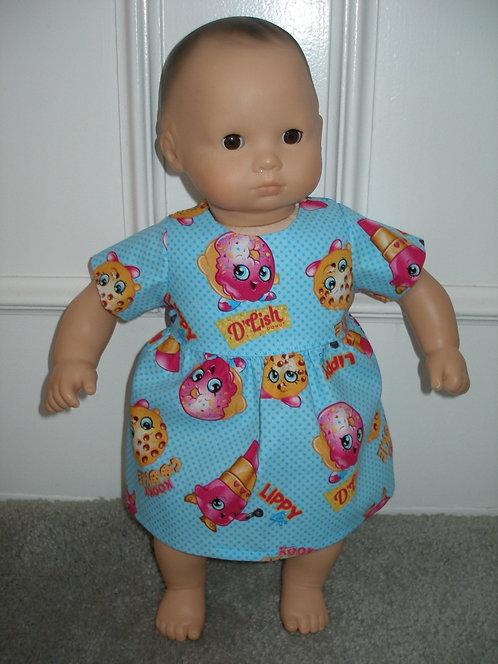 Bitty Baby Shopkins Dress