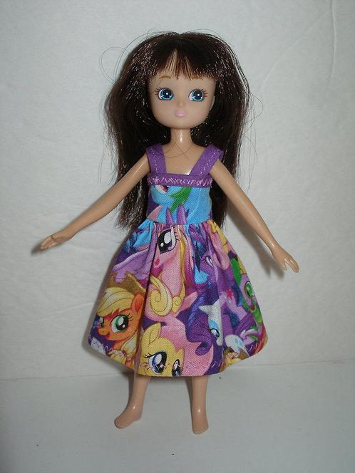 Lottie - My Little Pony Print Dress