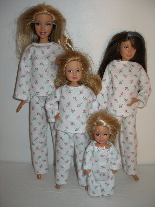 Pajamas - Sister Sets - More Options